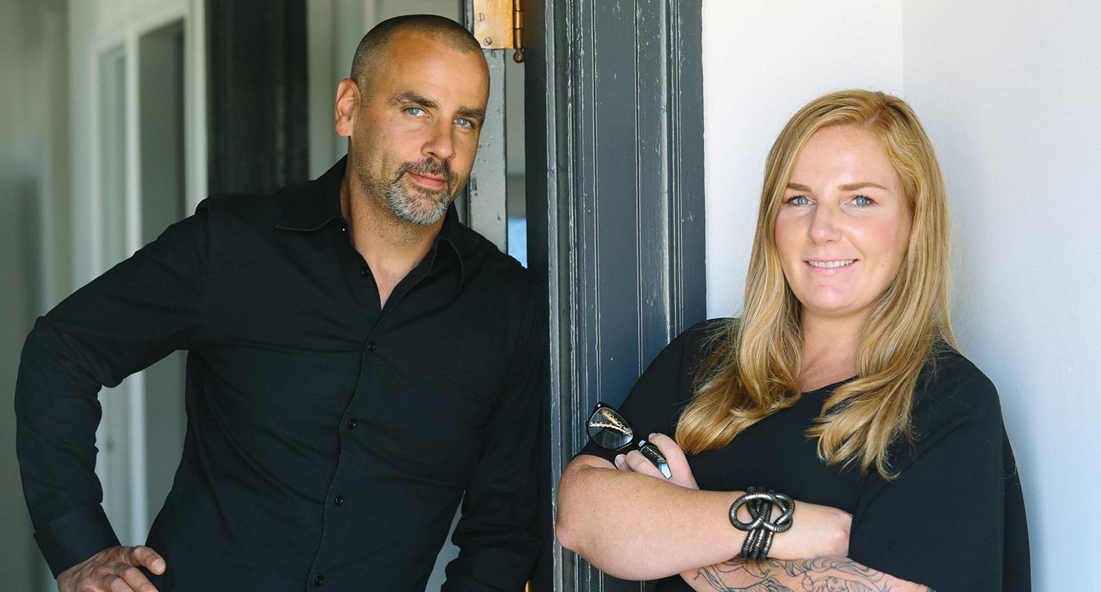 Amanda and Jason